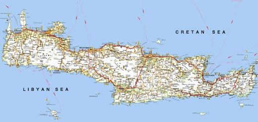 Crete M